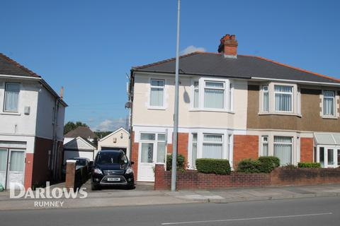 4 bedroom semi-detached house for sale - Newport Road, Cardiff
