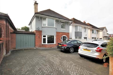 3 bedroom detached house for sale - Wimborne Road, Oakdale, POOLE, Dorset