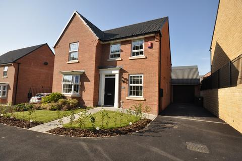 4 bedroom detached house for sale - St Pauls Way, Tankersley, Barnsley S75