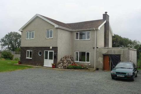 5 bedroom detached house for sale - Westbury House, Church Road, Johnston, Haverfordwest