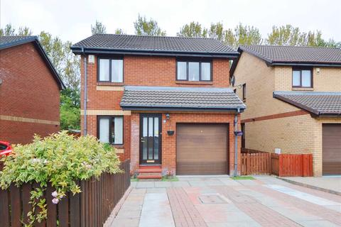 3 bedroom detached house for sale - Culzean Drive, Newarthill, Motherwell