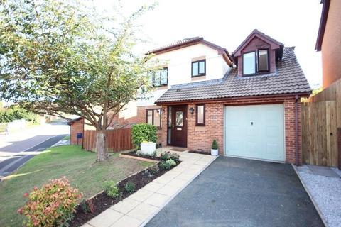 4 bedroom detached house for sale - Abbotsridge Drive, Ogwell, Newton Abbot
