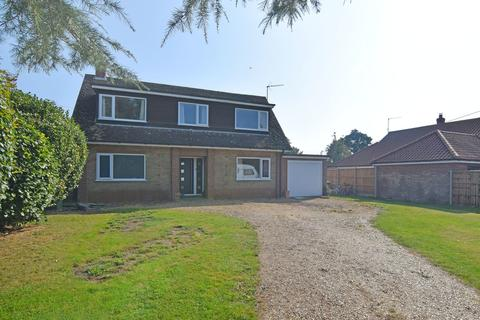 4 bedroom detached house for sale - The Green, North Runcton