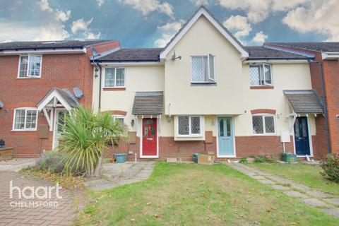 2 bedroom terraced house for sale - Constance Close, Chelmsford