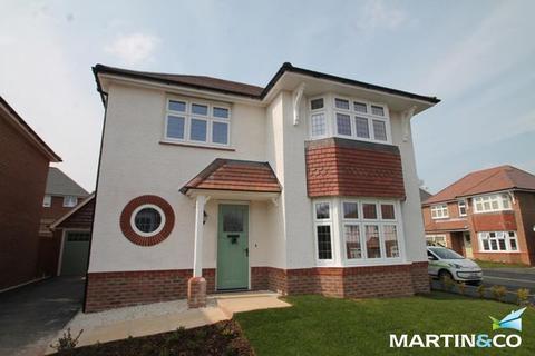 3 bedroom detached house to rent - Umpire Close, Harborne, B17