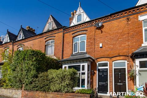 3 bedroom terraced house for sale - Regent Road, Harborne, B17