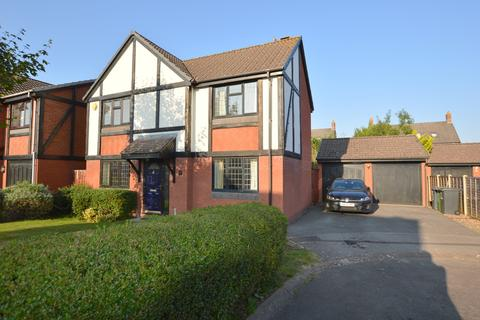 4 bedroom detached house for sale - Kingfisher Drive, Bowerhill, Melksham