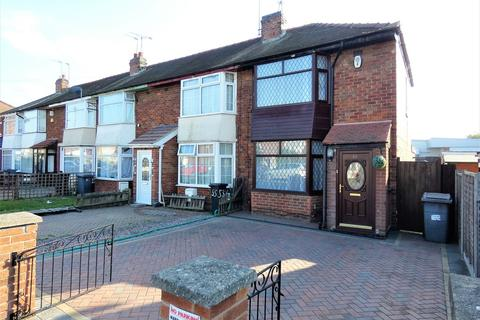 3 bedroom townhouse for sale - Rosedale Avenue, Belgrave, Leicester