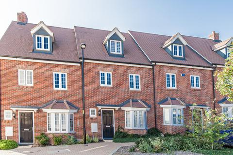 4 bedroom terraced house to rent - Wytham View, Oxford