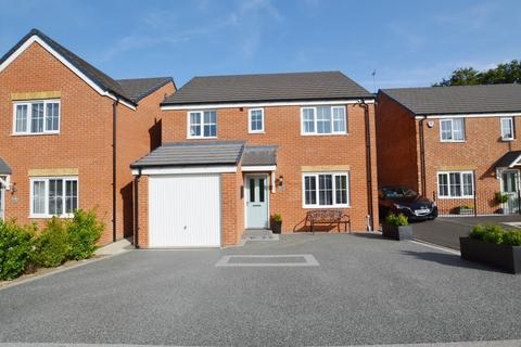 4 bedroom detached house for sale - Kielder Drive, Stanley