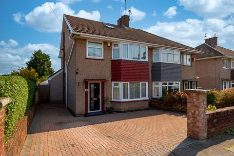4 bedroom semi-detached house for sale - Barons Court Road, Penylan, Cardiff