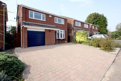 4 bedroom detached house for sale - Drybrooks Close, Balsall Common, Coventry