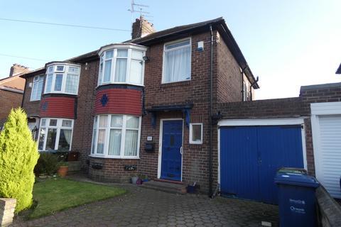 3 bedroom semi-detached house for sale - Martello Gardens, Heaton