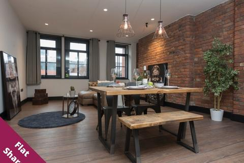 Studio to rent - Portland Street, Basil House