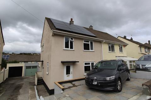 3 bedroom semi-detached house for sale - Erle Gardens, Plympton