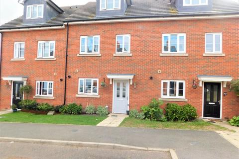 3 bedroom terraced house for sale - Buzzard Rise, Stowmarket
