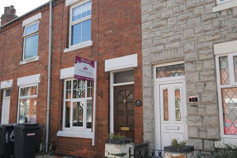 2 bedroom terraced house to rent - Bayswater Road, Melton Mowbray