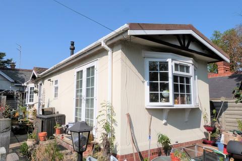 2 bedroom mobile home for sale - Theobalds Park Road, Enfield