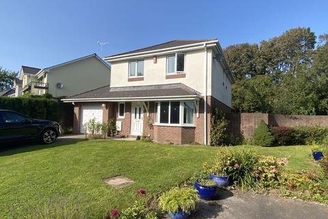 4 bedroom detached house for sale - 3 Middlegate Walk, Cowbridge, The Vale of Glamorgan CF71 7LA