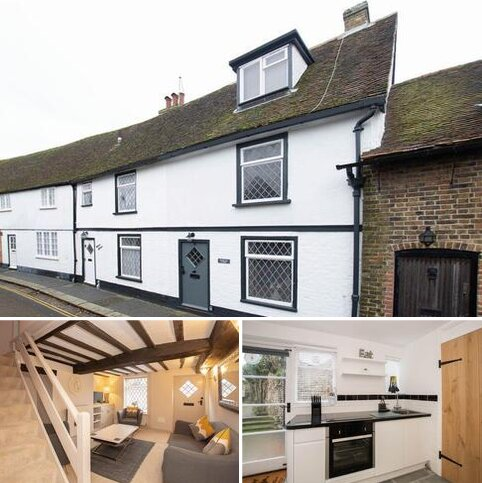 2 bedroom terraced house for sale - Sandwich