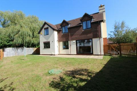 4 bedroom detached house for sale - BRIDGE VIEW, ROCKBEARE, DEVON, EX5