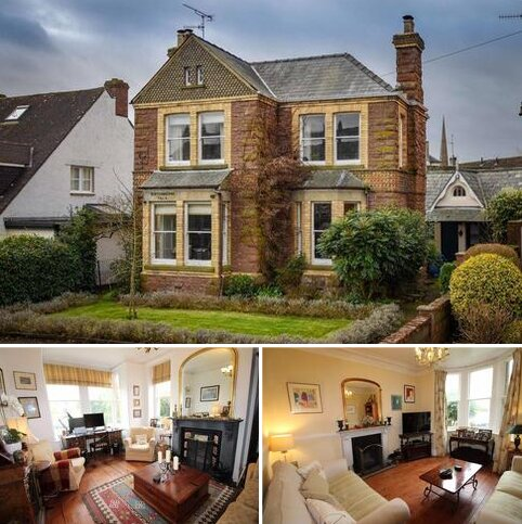 4 bedroom detached house for sale - Monkswell Road, Monmouth