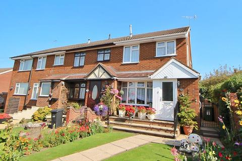 2 bedroom end of terrace house for sale - Sandstone Close, LOWER GORNAL, DY3 2EQ