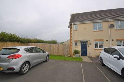 3 bedroom end of terrace house for sale - 36 Heol Y Fronfraith Fawr, Broadlands. Bridgend, CF31 5FR