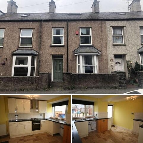 2 bedroom terraced house to rent - Holyhead, Anglesey