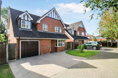 4 bedroom detached house for sale - Grove Lane, Hale