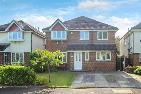 4 bedroom detached house for sale - Yeoford Drive, Altrincham