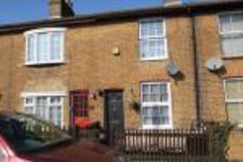 2 bedroom terraced house to rent - Wellington Road, Orpington, Kent, BR5 4AQ