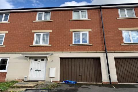 4 bedroom townhouse to rent - Wordsworth Road, Horfield, Bristol