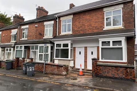 4 bedroom terraced house for sale - Chamberlain Street, Stoke-On-Trent