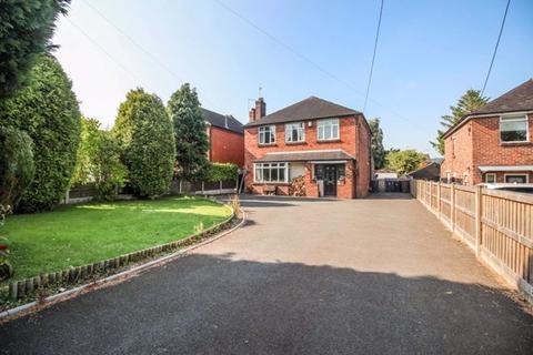 4 bedroom detached house for sale - Congleton Road, Biddulph, ST8 6QW
