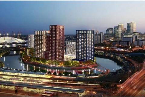 2 bedroom apartment for sale - 2 Bed Flat Kent Building London City Island