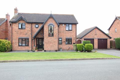 4 bedroom detached house for sale - Valley Way, Hermitage Park, Wrexham