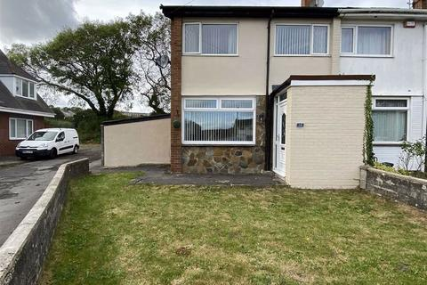 3 bedroom end of terrace house for sale - Laburnum Close, Barry, Vale Of Glamorgan