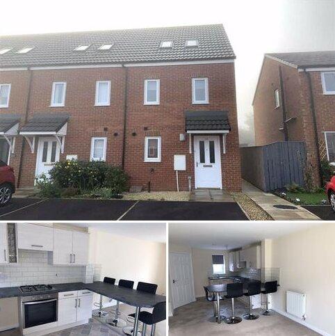 3 bedroom townhouse to rent - Grange Way, Bowburn, Co Durham