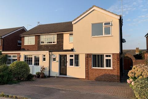 4 bedroom semi-detached house for sale - Chelmer Lea, Great Baddow, Chelmsford, CM2