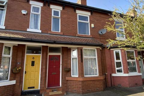 3 bedroom terraced house to rent - Granville Avenue, Whalley Range
