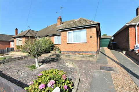 2 bedroom semi-detached bungalow for sale - Leybury Way, Scraptoft, Leicester LE7