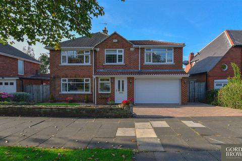 5 bedroom detached house for sale - Valley Drive, Low Fell, Gateshead