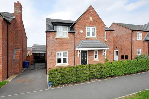 4 bedroom detached house for sale - Commander Drive, Paddington, Warrington, WA1
