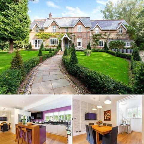 5 bedroom detached house for sale - Dover Road, Branksome Park, Poole, BH13