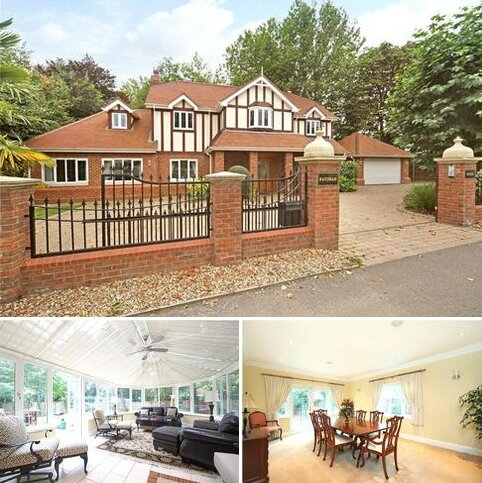 5 bedroom detached house for sale - Church Road, Bray, Berkshire, SL6