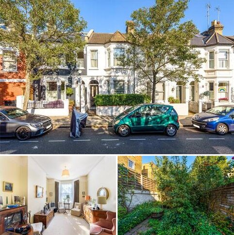 3 bedroom terraced house for sale - Ashington Road, London, SW6