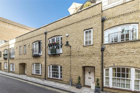 3 bedroom end of terrace house to rent - Shillibeer Place, Marylebone, London, W1H