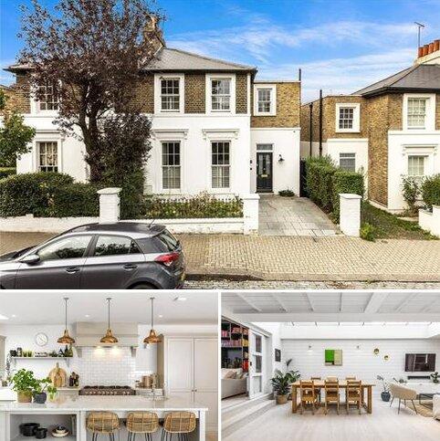 4 bedroom semi-detached house for sale - St. John's Hill Grove, London, SW11