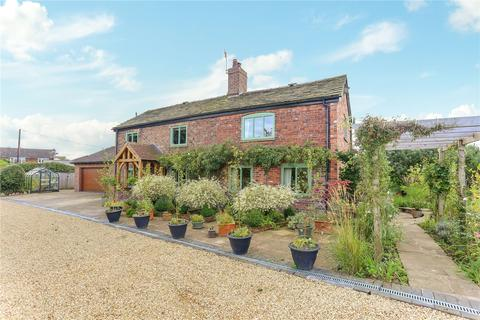 4 bedroom detached house for sale - Pexhill Road, Macclesfield, Cheshire, SK11